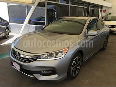 Foto venta Auto usado Honda Accord EX 2.4L (2017) color Plata precio $365,000