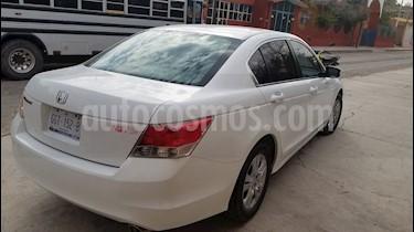 Honda Accord EX 2.4L usado (2008) color Blanco precio $119,000