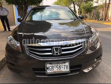 Foto venta Auto usado Honda Accord EX 2.4L (2011) color Bronce precio $140,000