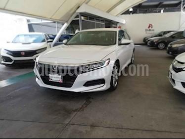 Foto venta Auto usado Honda Accord EX 2.4L (2018) color Blanco precio $373,000
