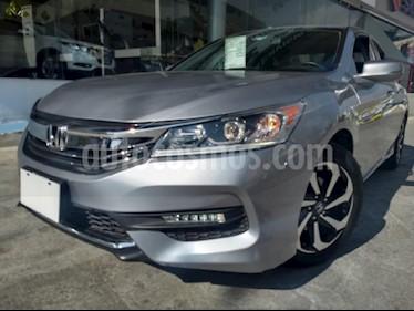 Foto venta Auto usado Honda Accord EX 2.4L (2016) color Plata precio $385,000