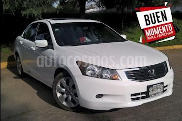 Foto venta Auto Seminuevo Honda Accord EX 2.4L (2009) color Blanco precio $140,000