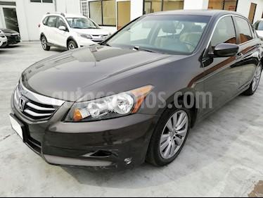 Foto venta Auto Seminuevo Honda Accord EX 2.4L (2011) color Cocoa Metalico precio $145,000