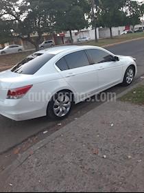 Honda Accord EX 2.4L usado (2008) color Blanco precio $130,000