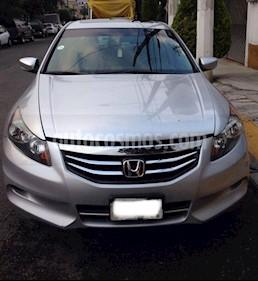 Foto venta Auto Seminuevo Honda Accord EX 2.4L (2011) color Plata precio $141,000
