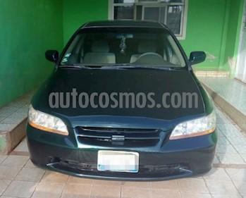 Foto venta Auto usado Honda Accord EX 3.0L V6 (2000) color Verde precio $55,000
