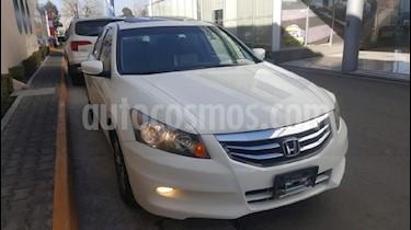 Foto venta Auto Seminuevo Honda Accord EX 3.5L (2011) color Blanco precio $155,000