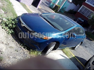 Foto Honda Accord EX-L 2.4L usado (2012) color Azul precio $10,000
