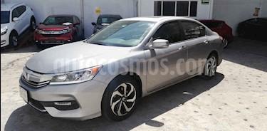 Foto venta Auto usado Honda Accord EX-L 2.4L (2016) color Plata precio $259,000