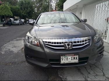 foto Honda Accord EX-L 2.4L usado (2011) color Plata precio $149,900