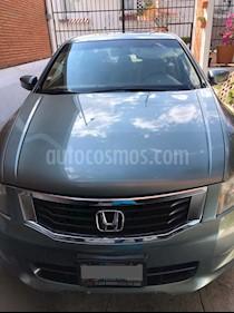 Honda Accord EX-L 2.4L usado (2010) color Verde precio $150,000