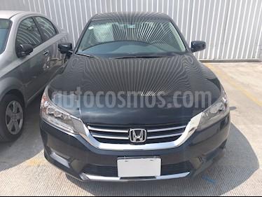 Foto venta Auto usado Honda Accord EX-L 3.5L V6 (2015) color Negro Cristal precio $295,000
