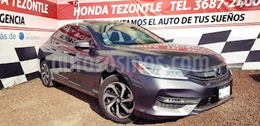 Honda Accord EX-L 3.5L V6 usado (2017) color Acero precio $430,000