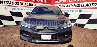 Foto venta Auto usado Honda Accord EX-L 3.5L V6 (2017) color Acero precio $430,000