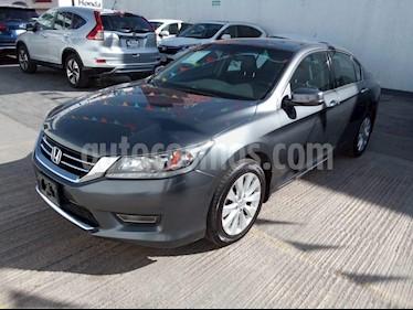 Foto venta Auto usado Honda Accord EX-L 3.5L V6 (2013) color Blanco precio $205,000