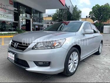 Foto venta Auto usado Honda Accord EX-L 3.5L V6 (2014) color Plata precio $230,000