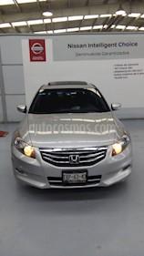 Foto venta Auto usado Honda Accord EX-L 3.5L V6 (2012) color Plata Metalico precio $149,000