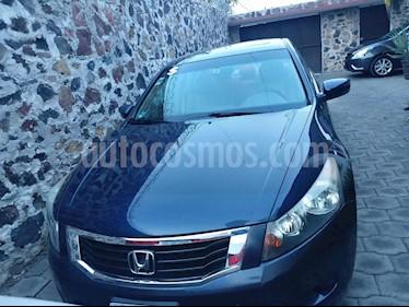 Honda Accord EX-S 2.4L usado (2009) color Azul precio $115,000