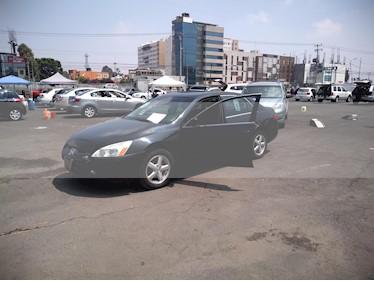 Foto venta Auto usado Honda Accord EX (2005) color Negro Cristal precio $68,000