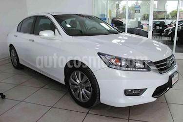 Foto venta Auto usado Honda Accord EX (2014) color Blanco precio $219,000