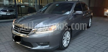 Foto venta Auto Seminuevo Honda Accord EXL Navi (2013) color Gris precio $219,000