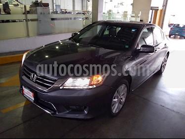 Foto venta Auto usado Honda Accord EXL Navi (2014) color Acero precio $209,000