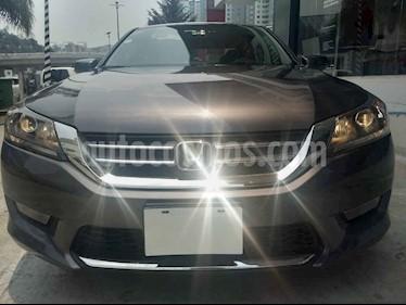 Foto venta Auto usado Honda Accord EXL Navi (2015) color Gris precio $270,000