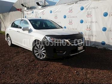 Foto venta Auto Seminuevo Honda Accord EXL Navi (2015) color Blanco precio $310,000