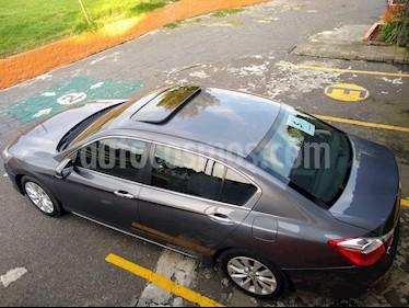 Foto Honda Accord EXL Navi usado (2013) color Acero precio $210,000