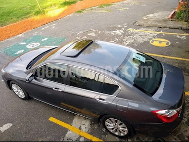 Honda Accord EXL Navi usado (2013) color Acero precio $178,000
