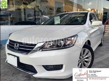 Foto venta Auto usado Honda Accord EXL Navi (2015) color Blanco precio $235,000