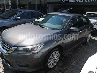 Foto venta Auto usado Honda Accord EXL Navi (2014) color Gris precio $205,000