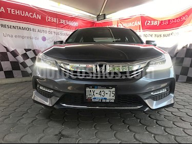 Foto venta Auto usado Honda Accord EXL Navi (2017) color Acero precio $360,000