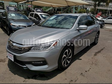 Foto venta Auto usado Honda Accord EXL Navi (2017) color Plata precio $370,000
