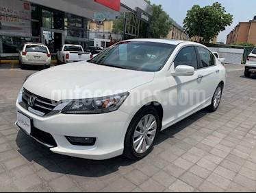 Foto venta Auto usado Honda Accord EXL Navi (2014) color Blanco precio $213,000