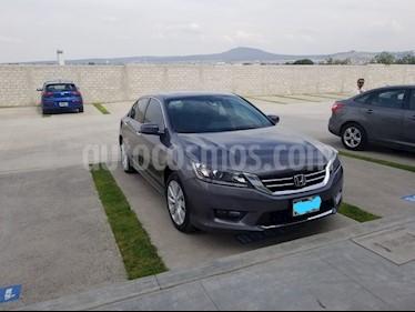 Foto venta Auto usado Honda Accord EXL Navi (2015) color Gris precio $240,000