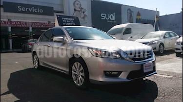 Foto venta Auto usado Honda Accord EXL Navi (2015) color Plata Diamante precio $270,000