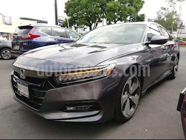 Foto venta Auto usado Honda Accord EXL Navi (2018) color Acero precio $440,000