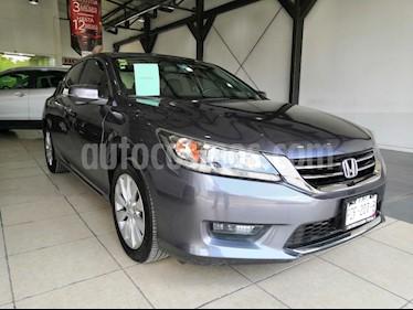 Foto venta Auto usado Honda Accord EXL V6 (2015) color Acero precio $258,000
