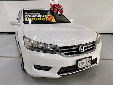 Honda Accord EXL V6 usado (2014) color Blanco precio $220,000