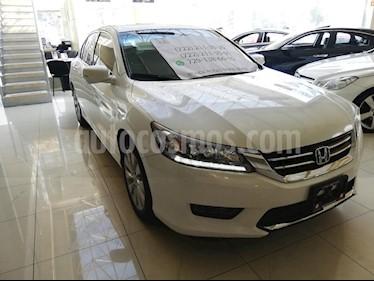 Foto venta Auto usado Honda Accord EXL V6 (2014) color Blanco precio $240,000