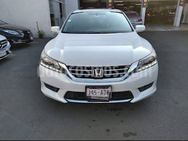 Foto venta Auto usado Honda Accord EXL V6 (2015) color Blanco precio $283,000