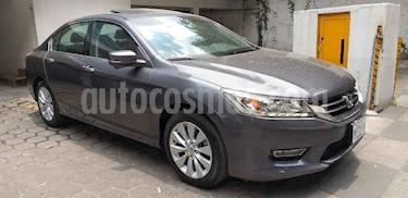 Foto venta Auto usado Honda Accord EXL V6 (2013) color Gris precio $225,000
