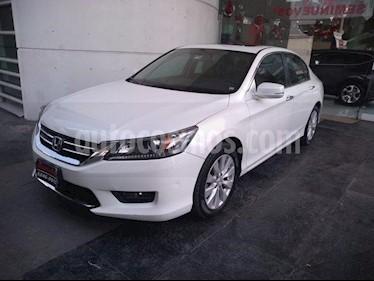 Foto venta Auto Seminuevo Honda Accord EXL  (2015) color Blanco precio $274,900