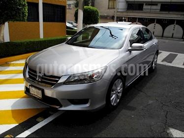 Foto venta Auto usado Honda Accord EXL (2014) color Gris precio $199,900
