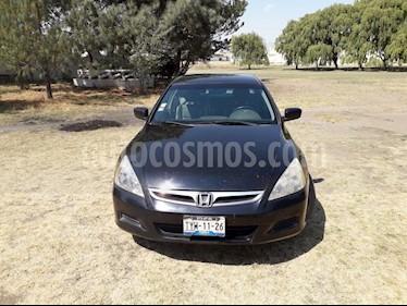 Honda Accord EXL  usado (2006) color Negro Cristal precio $78,000
