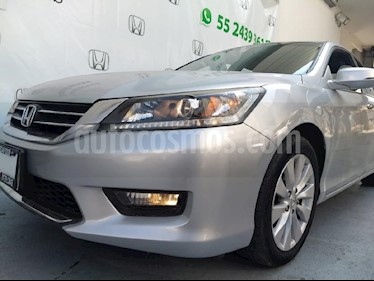 Foto venta Auto Seminuevo Honda Accord EXL  (2014) color Plata precio $229,900