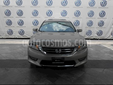Foto venta Auto usado Honda Accord EXL  (2013) color Champagne precio $194,000