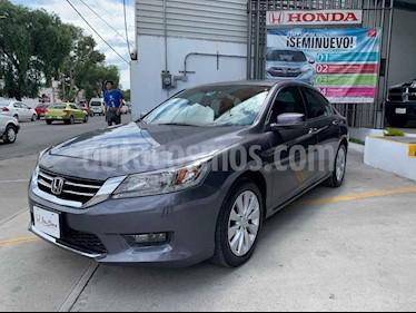 Foto venta Auto usado Honda Accord EXL  (2015) color Gris precio $258,000