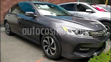 Foto venta Auto usado Honda Accord EXL  (2016) color Gris precio $285,000